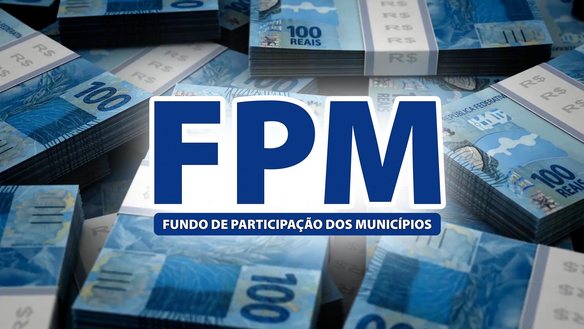 Segundo FPM de julho será de R$ 905 milhões