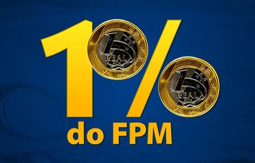 Atualização da estimativa do 1% do FPM de julho: R$ 4,9 bilhões