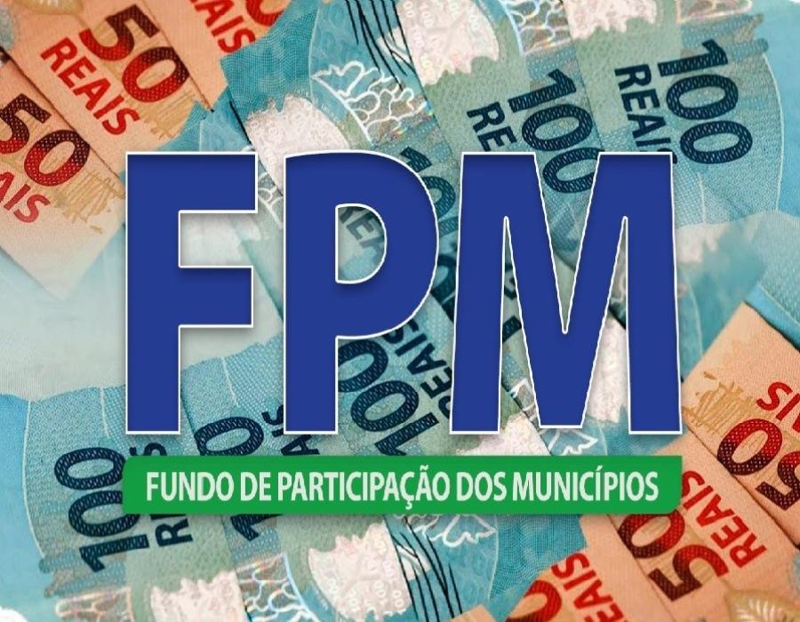 Último FPM do mês entra na quarta; valor a ser dividido é de R$ 2 bilhões