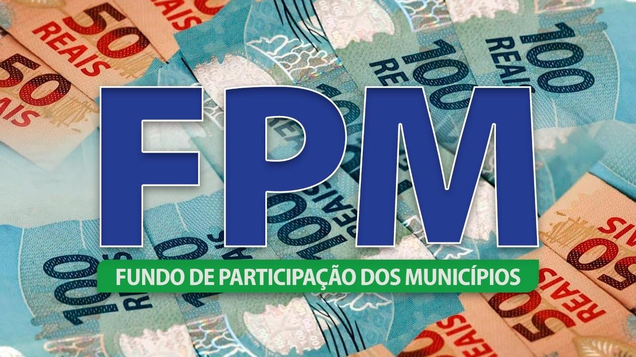 Transferência de R$ 521 milhões, do segundo FPM de março, ocorre dia 20